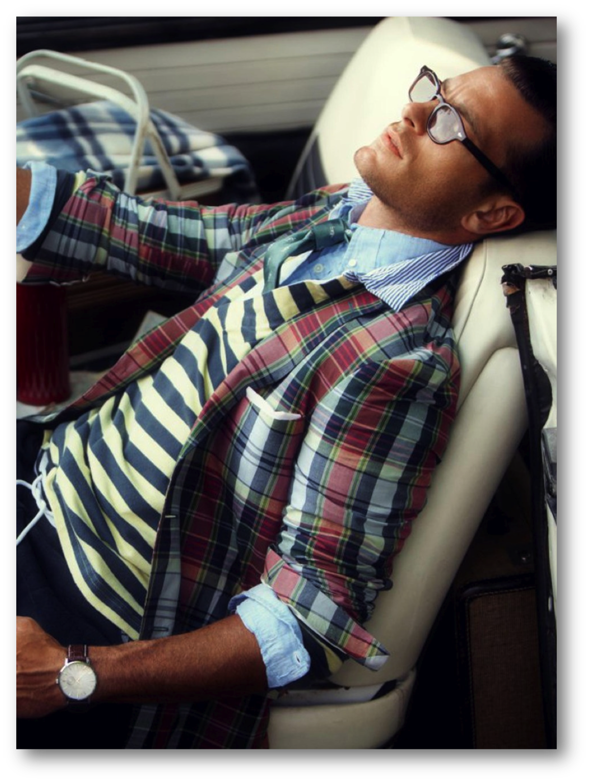 Preppy-stripes-and-checkered-shirts_preppy-glasses_preppy-menswear-trends_collegiate-fashion-style-trends-2014_what-is-collegiate_smart-preppy-styles-for-men
