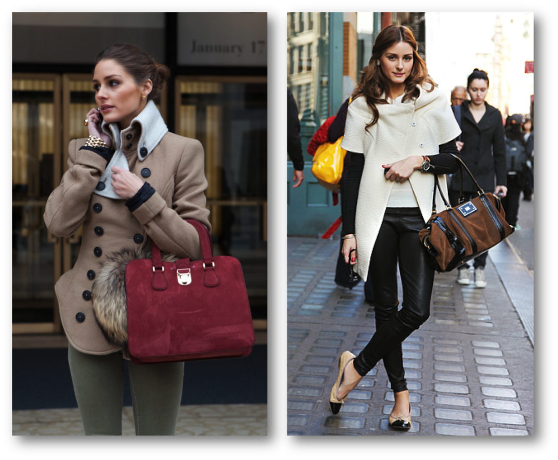 Olivia Palermo personal style