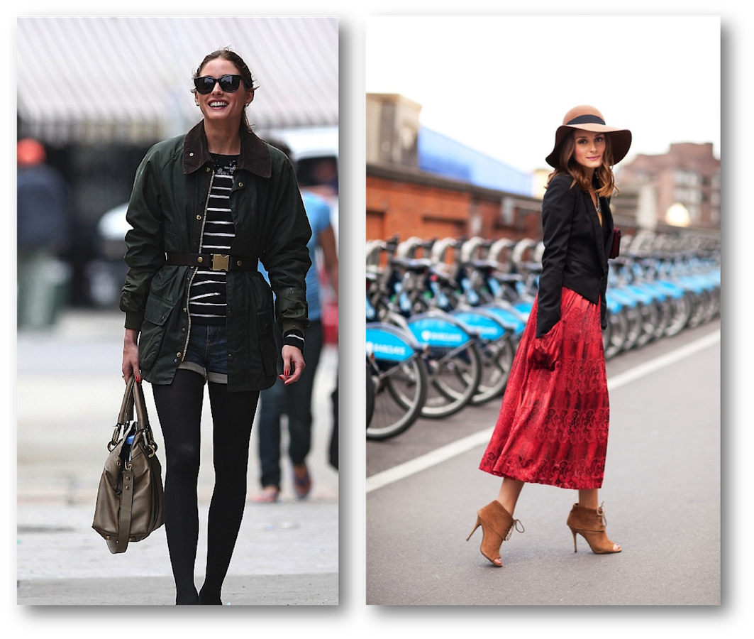 Olivia Palermo casual fashion style