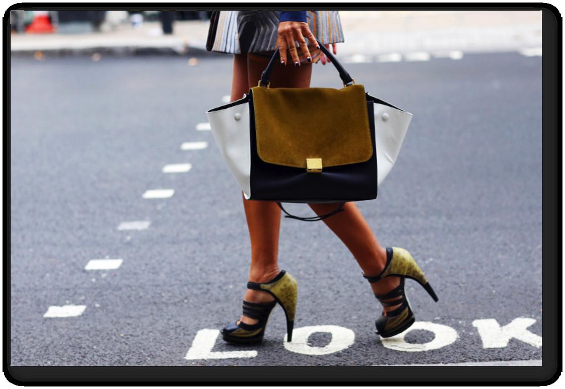 Handbag trends 2013