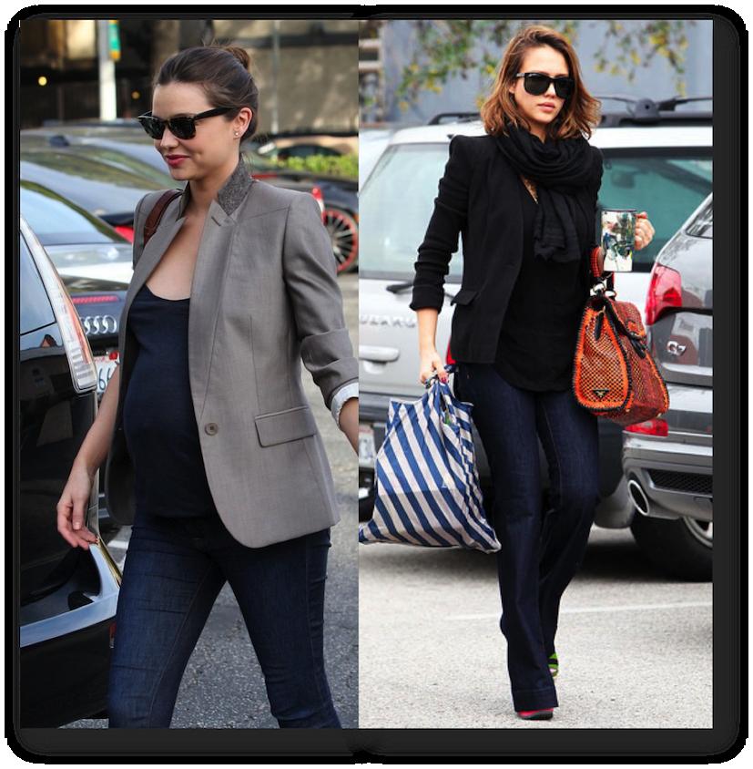 pregnant miranda kerr jessica alba