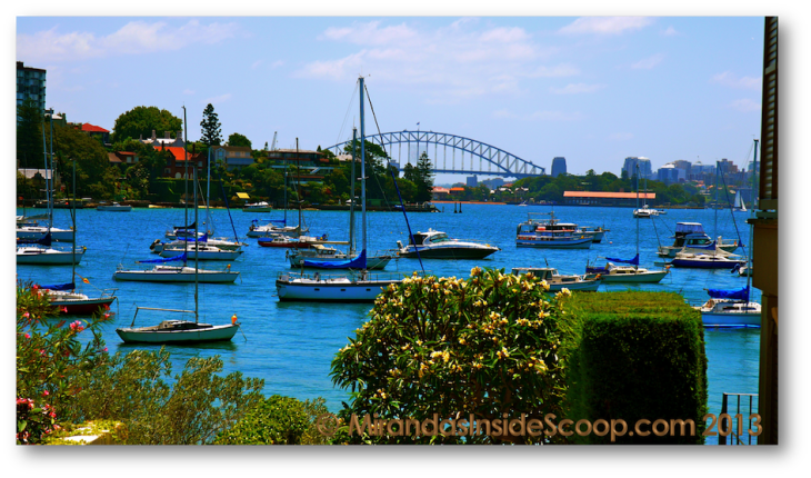 Sydney Harbour bridge photography