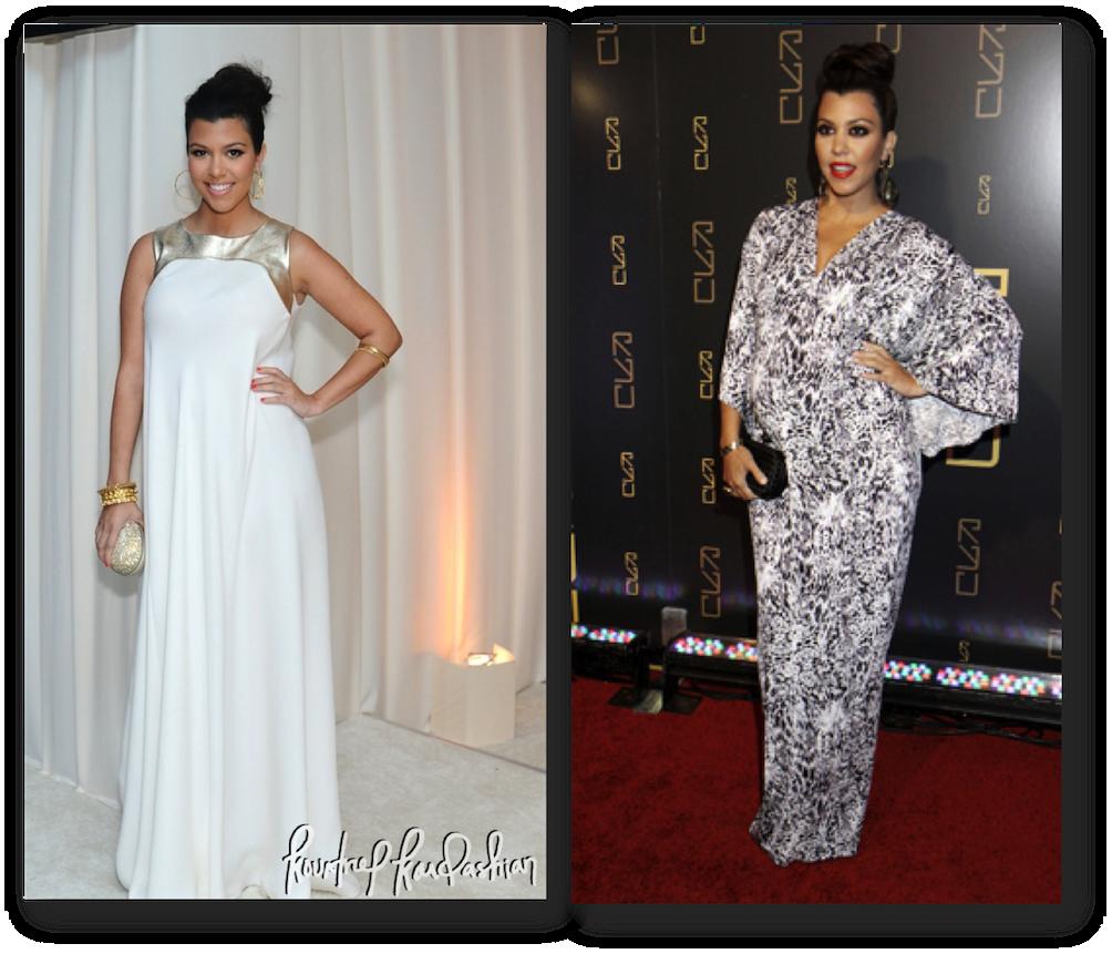 glamourous pregnant maternity fashion style