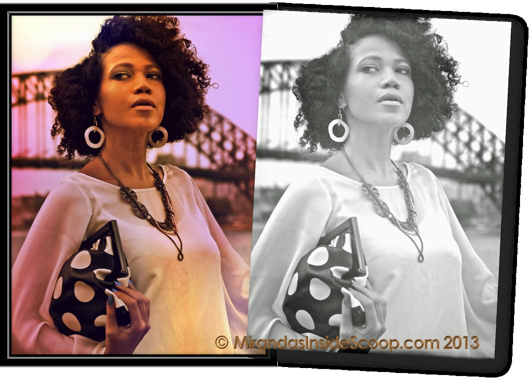 Vintage Parisienne fashion style