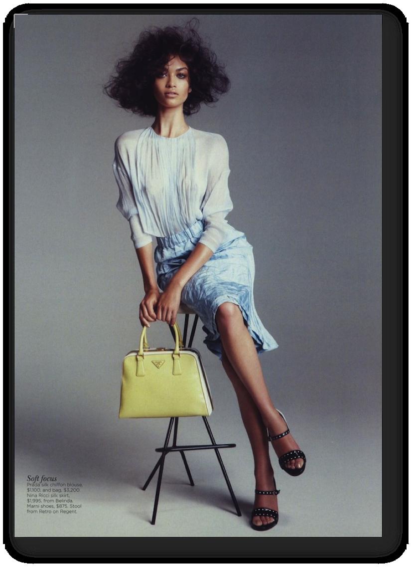 Shanina Shaik style fashion