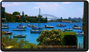 sydney harbour bridge fashion editorials