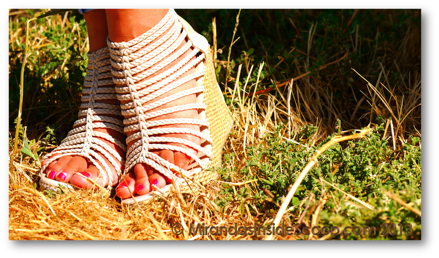 beautiful wedges and espadrilles shoe trends