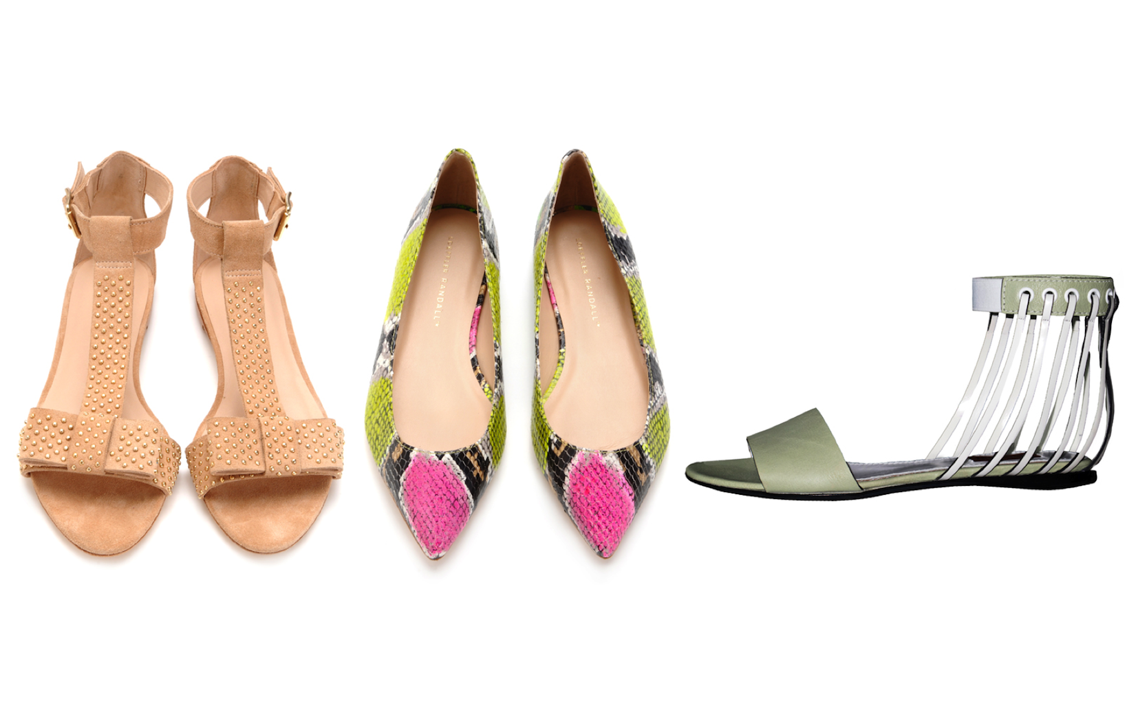 shoe trends 2013 beautiful flats