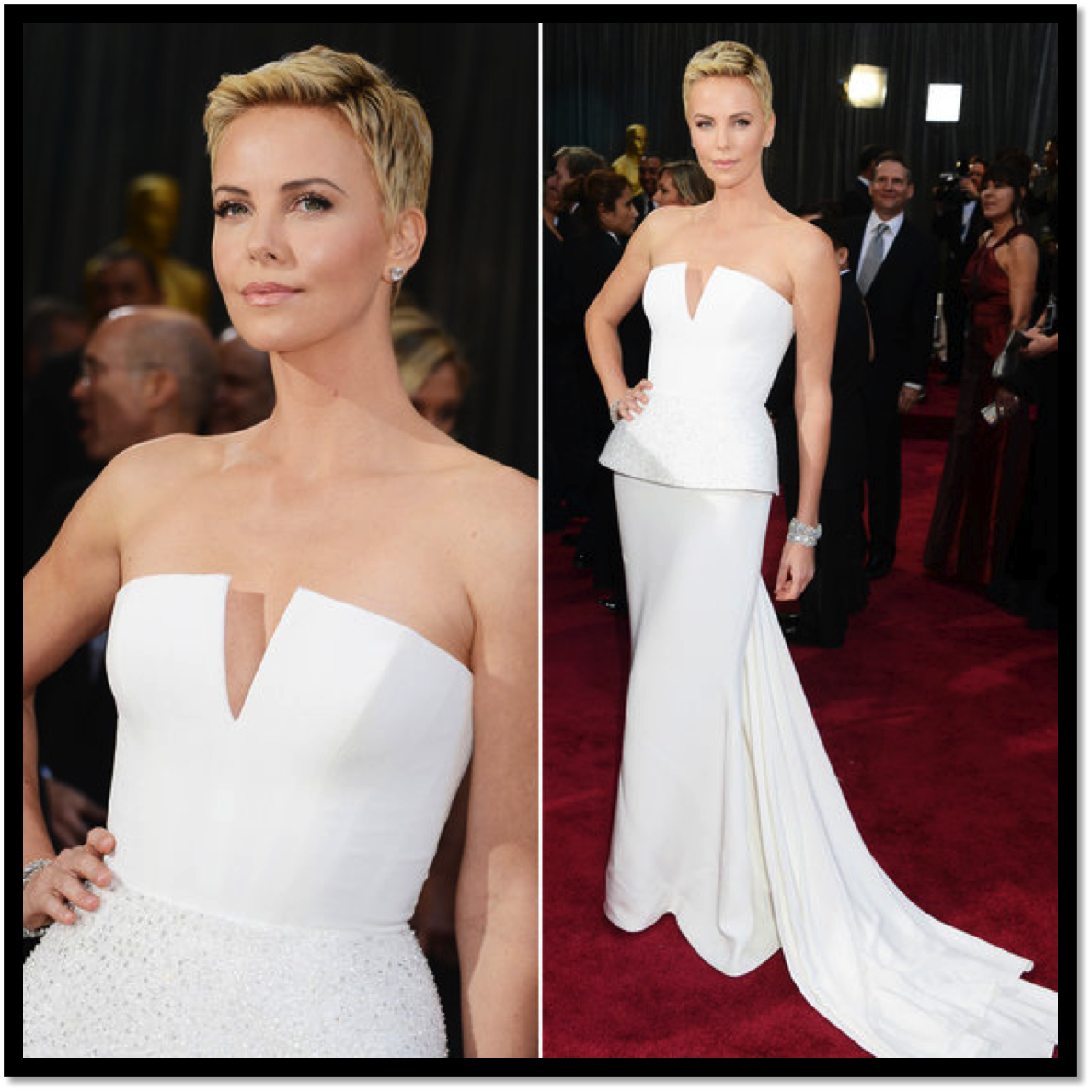 charlize theron fashion style