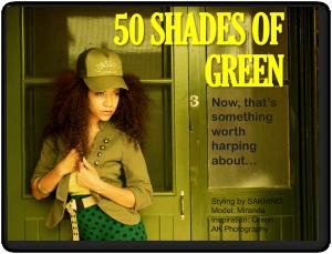 50 shades fashion style