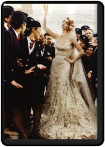 wedding dress trends 2013