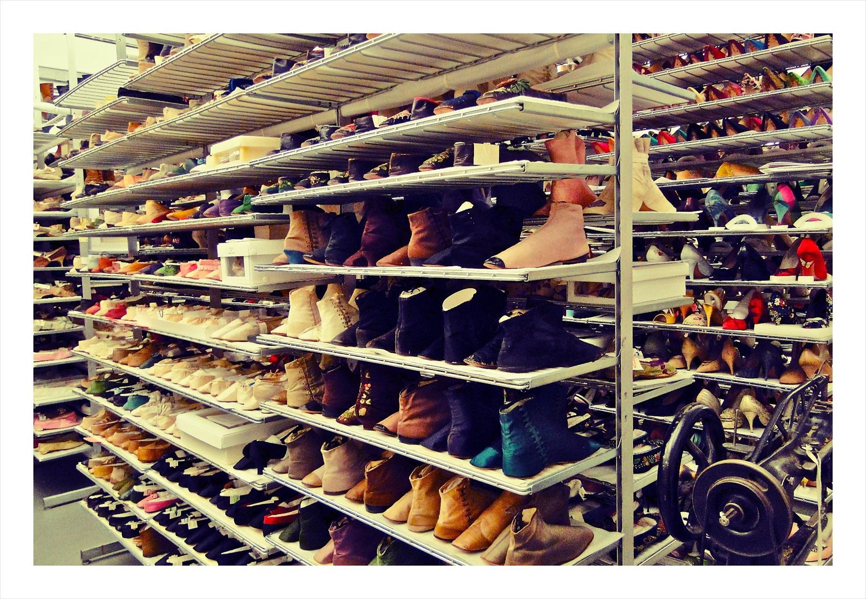 ACMI God Save My Shoes (Fashion on Film)