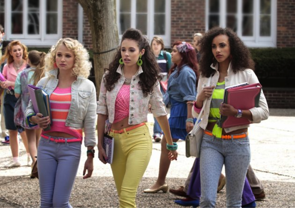 Donnas fashion style Carrie Diaries