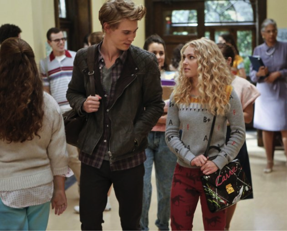 The Carrie Diaries sebastians fashion style