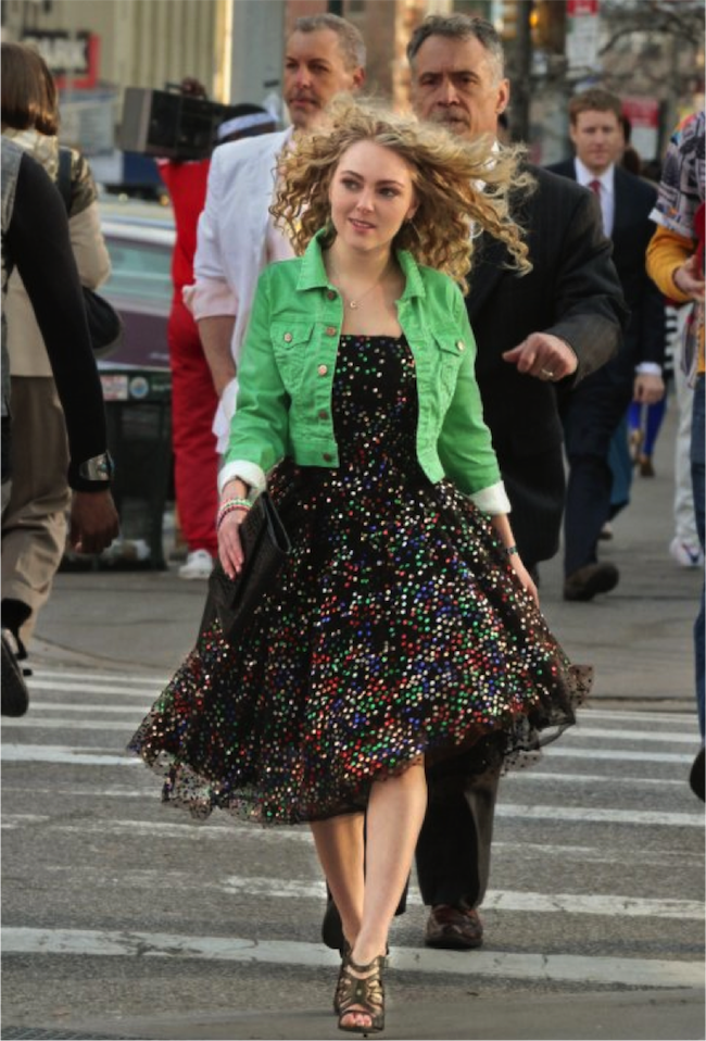 The Carrie Diaries Season 1 Episode 1 Fashion style