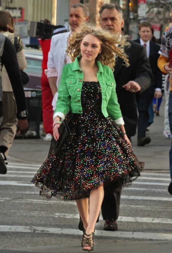The Carrie Diaries Season 1 Episode 1 Fashion style