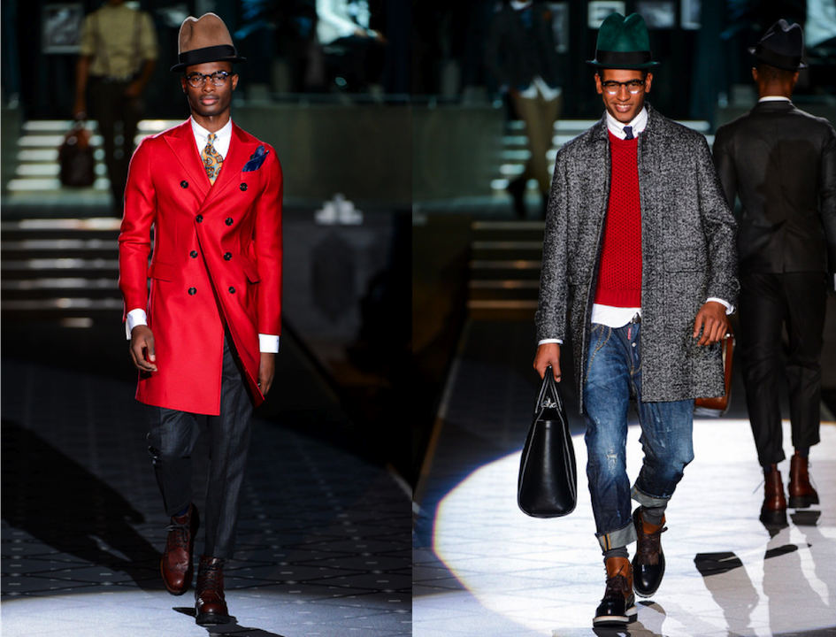 dsquared menswear