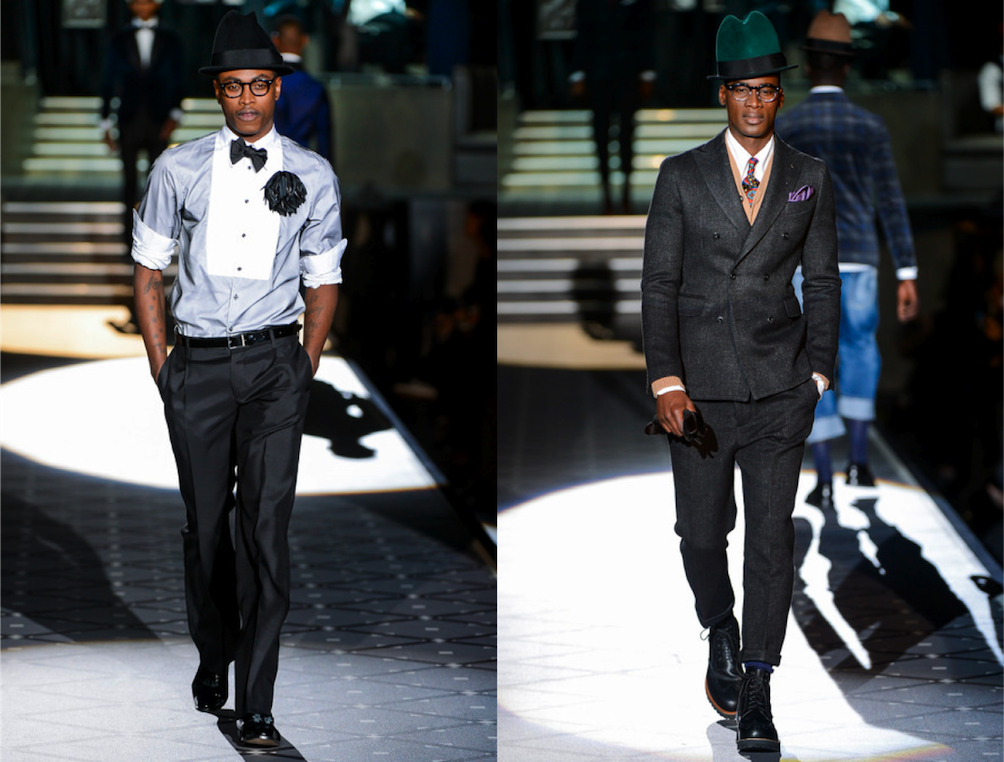 dsquared suits