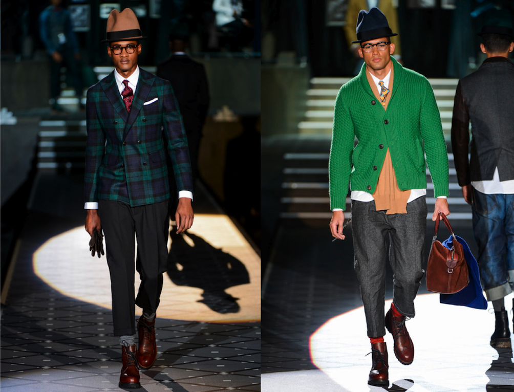 menswear trends 2013