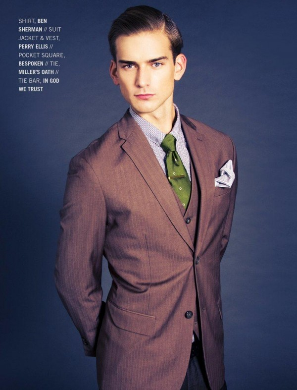 distinguished styles for men menswear trends 2013