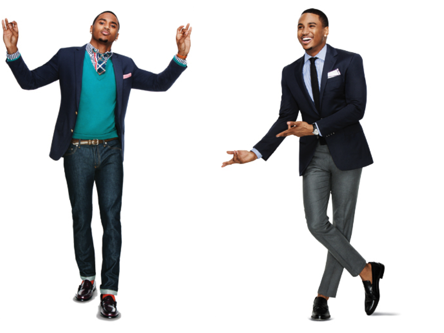Trey Songz Fashion style