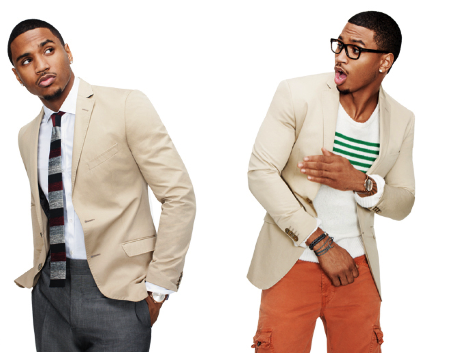 how to wear a sports jacket mens trends