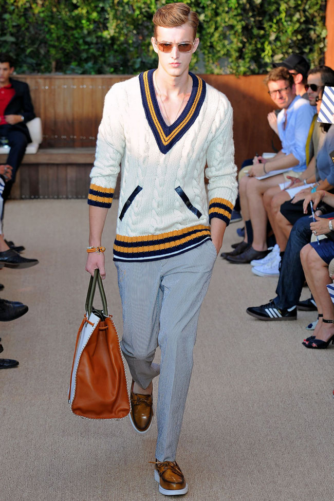 Tommy Hilfiger 2013 mens knits