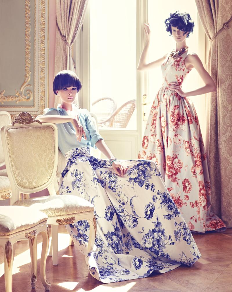Maryia Rehilevich fashion style