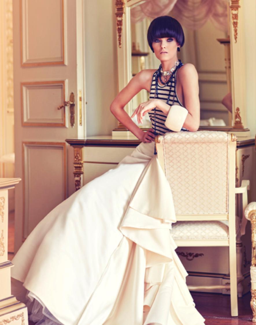 Barbora Sindleryova fashion style