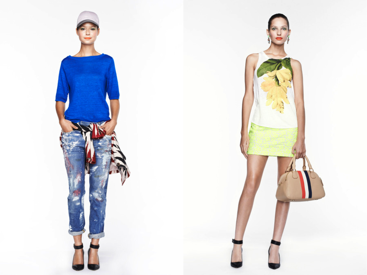 Casual friday womenswear trends 2013
