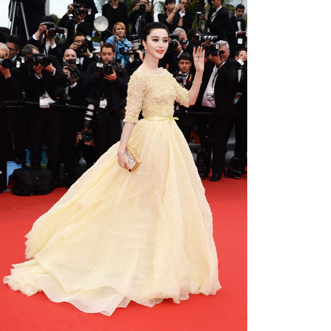 Cannes best dressed in 2013