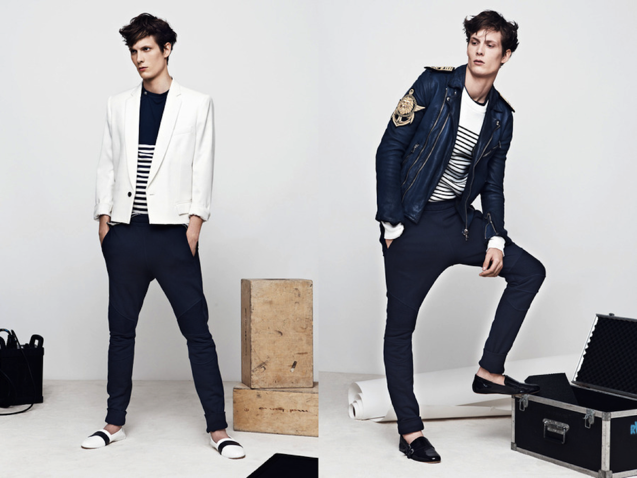 mens sailor trend