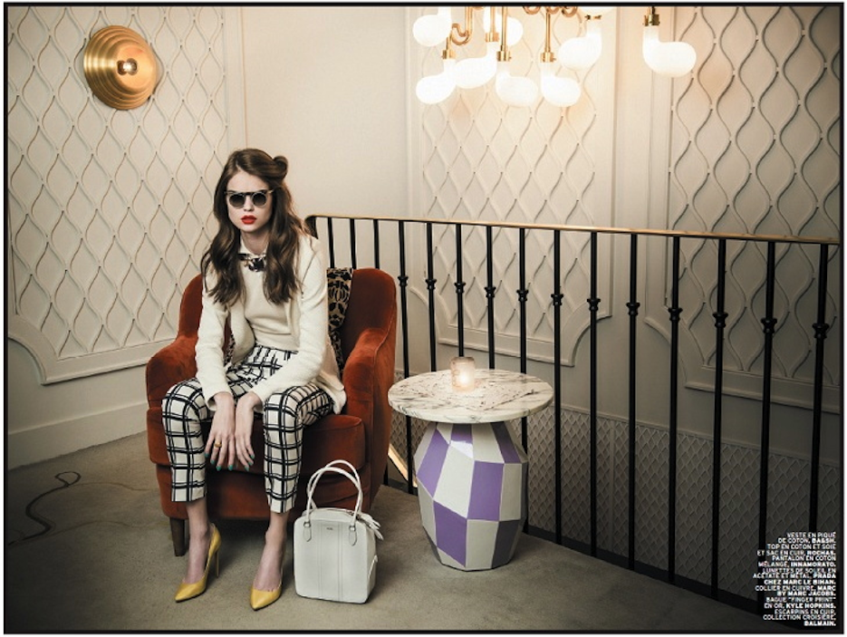 best fashion editorials 2013
