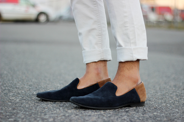 suede loafer trend 2013