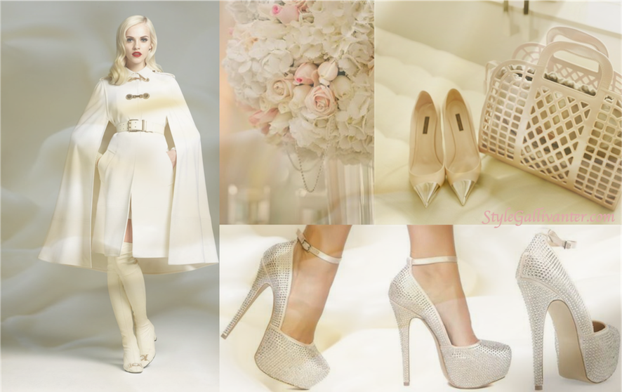 cream-trend_cream-heels_cream-coloured-bouquet_cream-bag_cream-lipstick_makeup-trends_best-beauty-bloggers