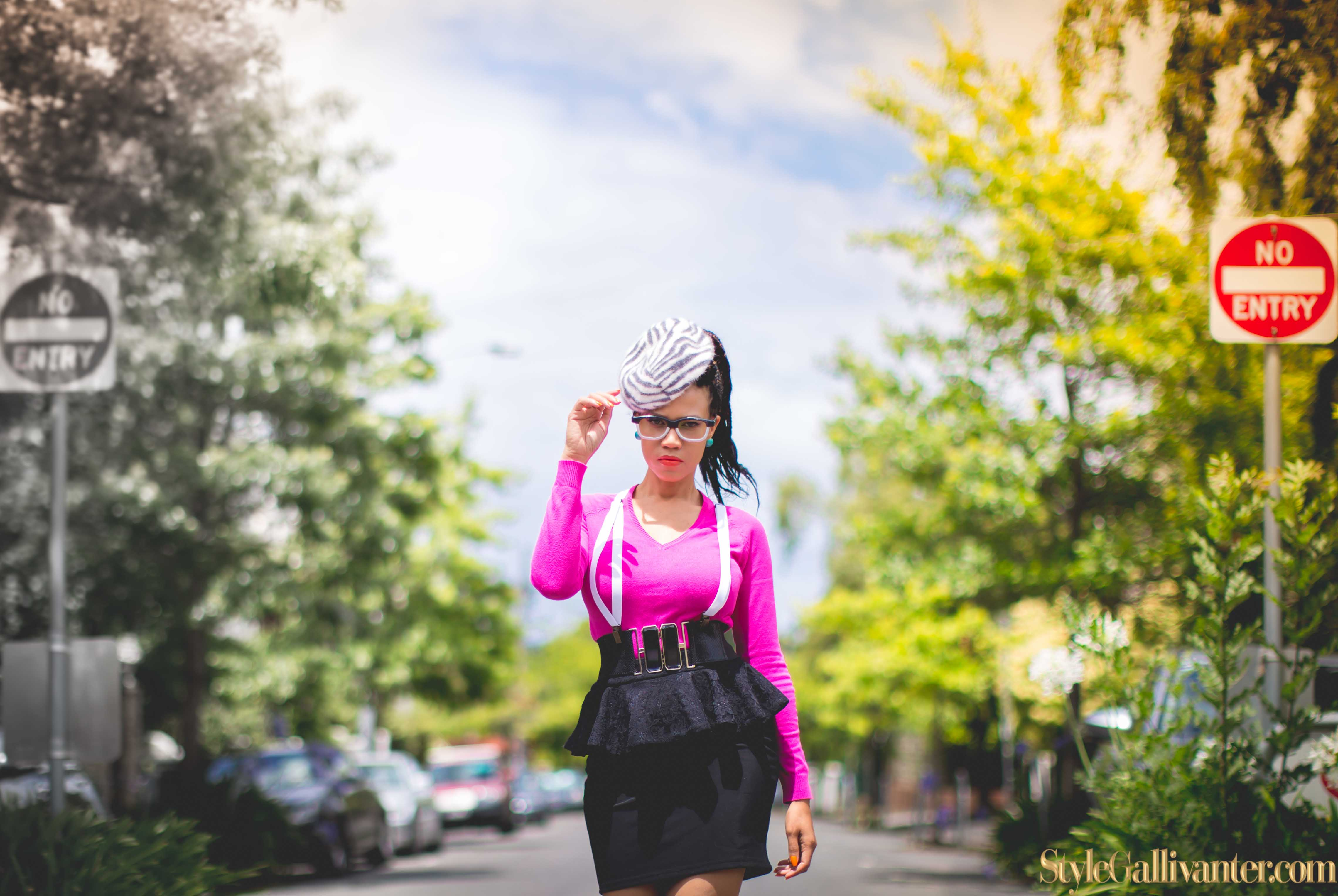 pink-and-black_melbourne's-most-interesting-fashion-bloggers_australia's-african-fashion-bloggers_africa's-best-fashion-blogger_valentine's-day-outfit-ideas_easy-box-braids-styles-6