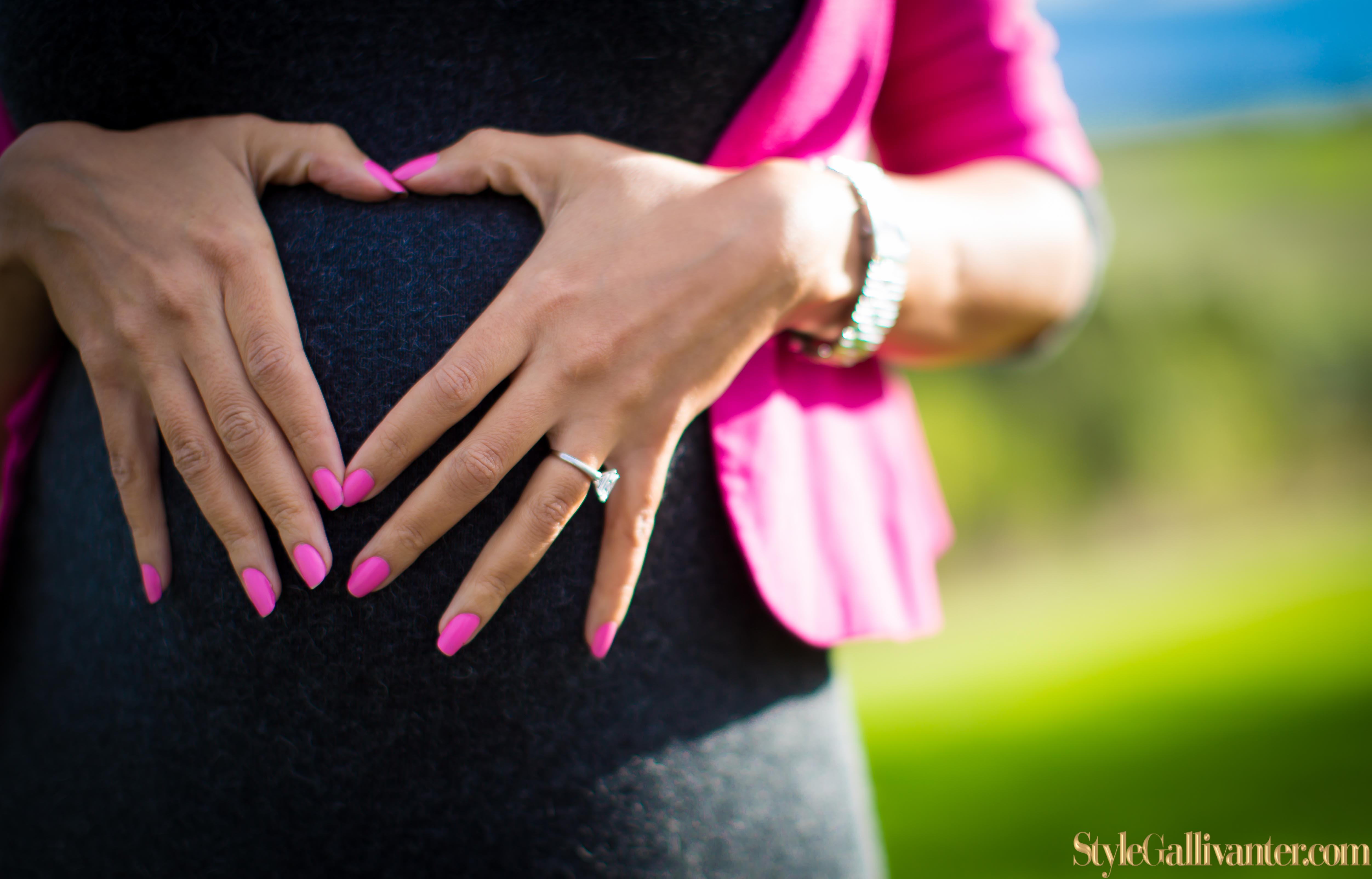 BUMP-MODELS-AUSTRALIA_GREY-AND-PINK_WINTER-DRESS-TREND_PREGNANT-FASHION-BLOGGERS-MELBOURNE_MELBOURNE'S BEST MUMMY-BLOGGERS_STRAPPY-SILVER HEELS-5