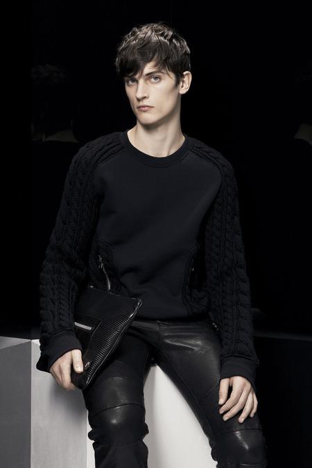 Balmain-FALL-2014-MENSWEAR_best-menswear-collections-2014_zebra-print-menswear_mens-printed-sports-jackets_good-looking-male-models_best-menswear-blogs-melbourne-australia_how-to-wear-black-menswear