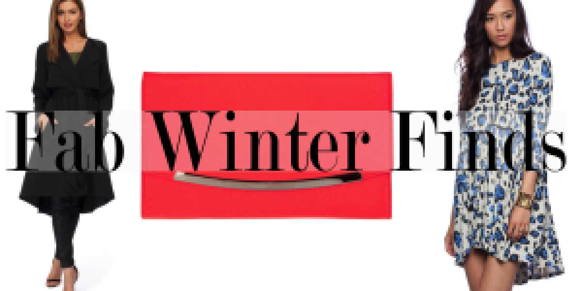 fab winter finds